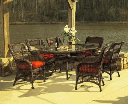 Outdoor Furniture- Spicing Up Your Backyard